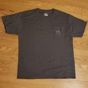 Guy Harvey Original Charcoal Grey Tshirt